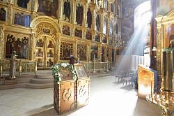 Троицкие листки № 55. Кроме церкви Православной, нигде нельзя обрести спасение