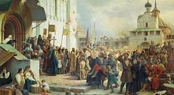 29 октября (19 октября ст.ст.) 1608 года защитники Троице-Сергиевой лавры совершили вылазку в стан врага