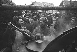 Спасение преподобным Сергием Радонежским русского солдата