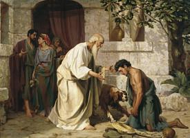 Проповедь благочинного Свято-Троицкой Сергиевой Лавры архимандрита Павла (Кривоногова) в неделю о блудном сыне