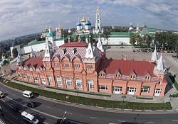 Сергиево-Посадский историко-художественный музей-заповедник собрал альбом с 240 панорамными фотографиями города и района