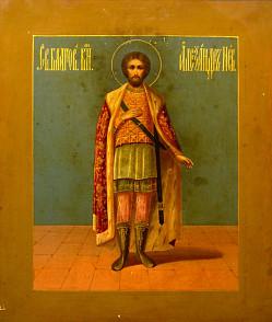 Троицкие листки № 180. Святой князь – труженик для родной земли