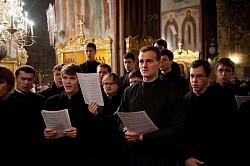 Преподобный Сергий Радонежский и богослужебное пение