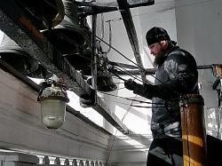 Традиции колокольного звона в обители преподобного Сергия Радонежского