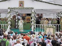 Предстоятель Русской Церкви подвел итоги Патриаршего служения в 2014 году