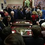 Открытие выставки в Епирхии в Екатеринбурге