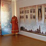 Выставка в национальном музее в города Олонец республики Карелия