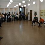 Открытие выставки в Гусевском музее Калининградской области