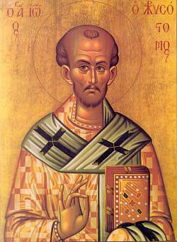Память святителя Иоанна Златоустого
