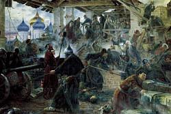 О чудесах преподобного Сергия, бывших в его обители во время осады