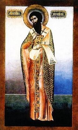 Память преподобного Георгия, митрополита Митиленского