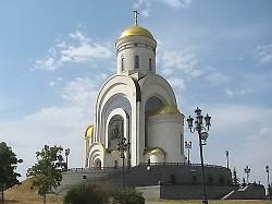 Сегодня Десницу святого великомученика Георгия Победоносца доставят в Георгиевский храм на Поклонной горе