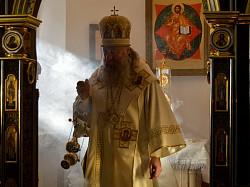 В соборе преподобного Сергия Радонежского в Варницах освящен придел в честь преподобного Виталия Александрийского