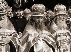 Троицкий синодик. Архимандрит Феодор (Андрющенко)