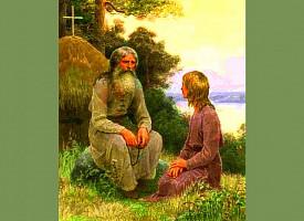 О послушании. Схиархимандрит Иоанн (Маслов)