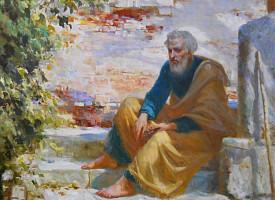 Троицкие листки, № 274. Учение святого апостола Петра