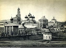 Реконструкция Пятницкой часовни в конце XVII — начале XVIII вв.