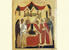 Проповедь на Положение честной ризы Пресвятой Богородицы во Влахерне. Архимандрит Тихон (Агриков)