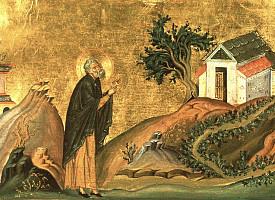 Слово о христианском уединении. Архиепископ Амвросий (Ключарев)