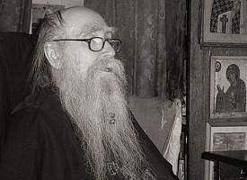 Троицкий cинодик. Схиархимандрит Михаил (Балаев, † 2009)
