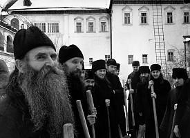 Троицкий синодик. Иеромонах Гавриил (Лихоманов, † 1964)