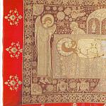 Плащаница из афонского монастыря Иверон
