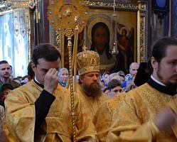 В Свято-Троицкой Сергиевой Лавре освящена икона святителя Иннокентия Московского для Магаданской епархии
