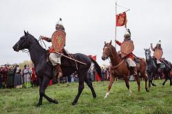Военно-исторический фестиваль «Поле Куликово» открывает празднование 635 годовщины Куликовской битвы