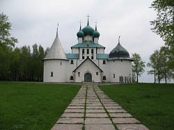 Архиерейское богослужение в храме Сергия Радонежского на Куликовом поле