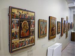 «Служение красоте»: выставка икон XIV–XVI веков из коллекции Воробьевых открылась в Москве