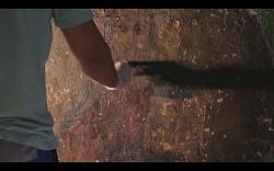 Забытая фреска Лавры стала героем фильма