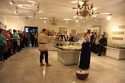 Сергиево-Посадский музей представил обновленные экспозиции
