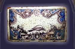 Редкие изразцы 15 века представят на выставке в Сергиевом Посаде