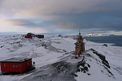 Монахи-полярники. Два насельника Свято-Троицкой Сергиевой Лавры отправились в Антарктиду
