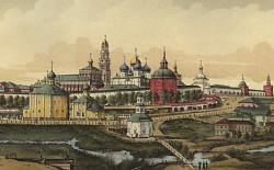 Троице-Сергиев монастырь как центр почитания русских святых во второй половине XVI в.