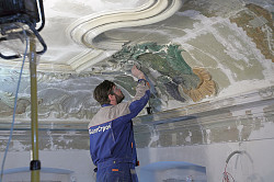 Завершается реставрация «Ризницы Троице-Сергиевой Лавры»