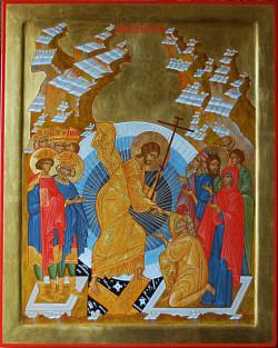 Синаксарь Святой и Великой Субботы