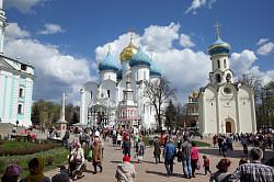 Сергиев Посад стал лидером рейтинга гостеприимства городов Подмосковья