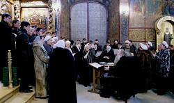 Певчие Троице-Сергиевой Лавры отмечены высокими наградами