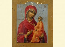 Слово в день Тихвинской иконы Пресвятой Богородицы. Святитель Филарет (Дроздов)