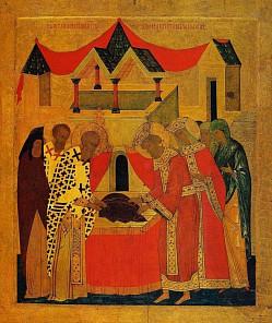 15 июля – праздник Положения честной Ризы Пресвятой Богородицы во Влахерне (V)