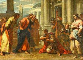 Проповедь об исцелении слуги римского сотника. Архимандрит Кирилл (Павлов)