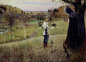 Рождение и детские годы преподобного Сергия