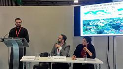 «Сергиев Посад – врата Золотого кольца»: презентация Троице-Сергиевой Лавры состоялась на международной туристической выставке IFTM TOP RESA 2016 в Париже