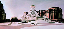 В Сергиевом Посаде обсудили проект строительства храма в честь Св. равноап. вел. княгини Ольги