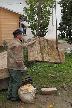 В Троице-Сергиевой Лавре археологами обнаружены ранее неизвестные надгробия