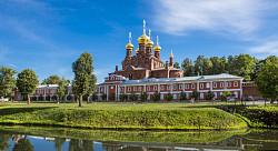11 октября на подворьях Троице-Сергиевой Лавры и приписных монастырях встретят престольные праздники