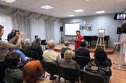В библиотеке им. А.С. Горловского прошла презентация телепроекта В.И. Шашкина к 70-летию возобновления монашеской жизни в Троице-Сергиевой Лавре