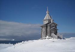 Насельники Троице-Сергиевой Лавры продолжают несение послушания на Патриаршем подворье в Антарктиде