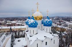 Ростуризм предлагает уникальный туристский маршрут из Москвы в Троице-Сергиеву Лавру – памятник ЮНЕСКО